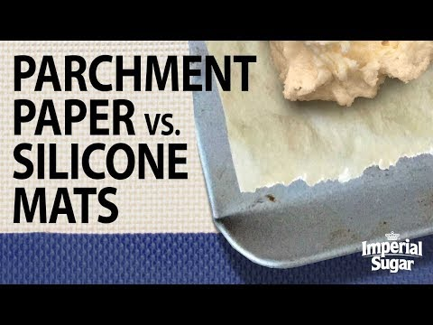 The Differences Between Using Parchment Paper & Silicone Baking Mats