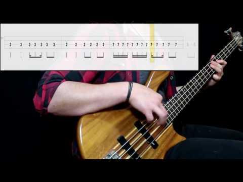 Black Sabbath - N.I.B. (Bass Cover) (Play Along Tabs In Video)