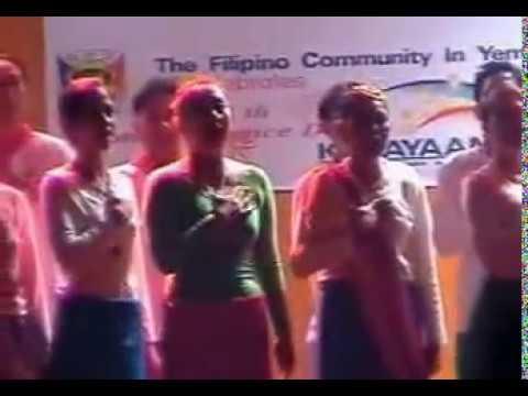 Kalayaan 2006 Philippine Independence Day YEMEN