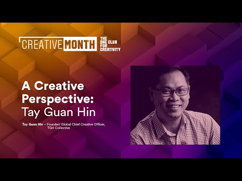 A Creative Perspective | Tay Guan Hin