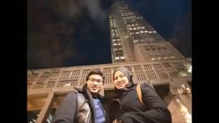 AdilAzrin Tokyo Trip 2016 Day 1