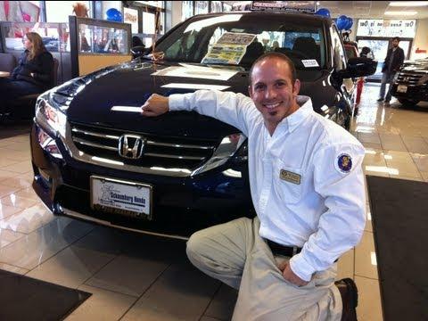 2013 Honda Accord Review-Tips and Tricks PART 2
