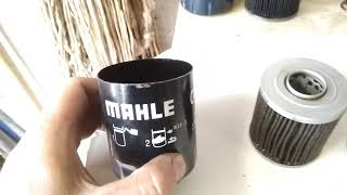 Пилим масляные фильтра MAHLE OC196