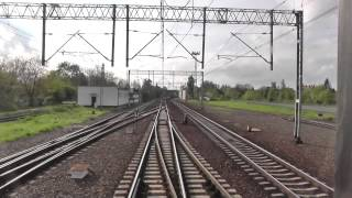 Odcinek Wrocław Główny - Oława - Brzeg - Linia kolejowa E30