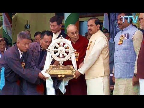 流亡印度60年 達賴喇嘛籲藏人續抗爭 20180402 公視早安新聞