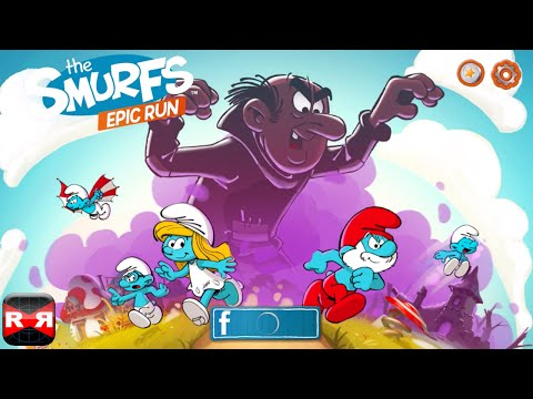 Smurfs Epic Run (By Ubisoft) - iOS / Android - Gameplay Video