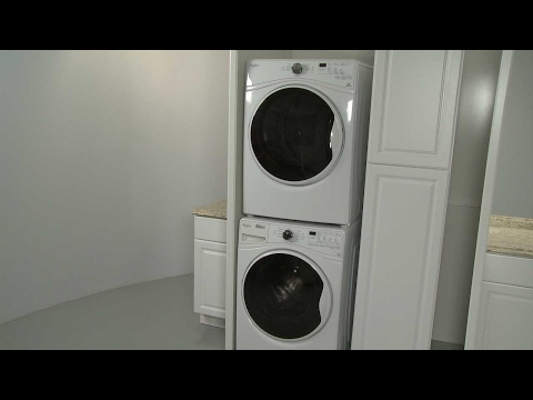 How To Install A Washer/Dryer Stacking Kit