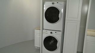 Washer/Dryer Stacking Kit Installation #W10869845