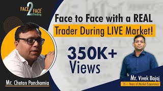 Face to Face with a REAL Trader during LIVE Market!