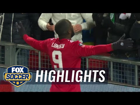 Manchester United vs. Brighton | 2017-18 FA Cup Highlights