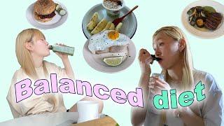 Ep.22⎜Balanced diet (건강하게 살기)⎜SOLE(쏠)