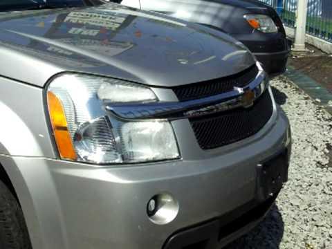 Camioneta 2008 Chevrolet Equinox AutoConnect.com.mx