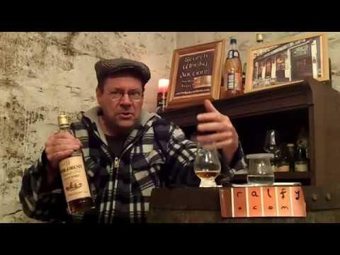 whisky review 597 - Pride Of Orkney 12yo malt (auction bottle 1980's)