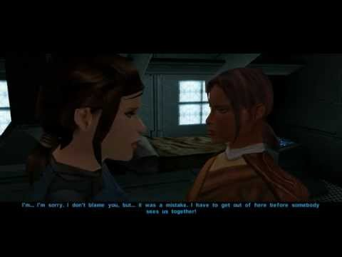 star wars the old republic shadow of revan ending relationship