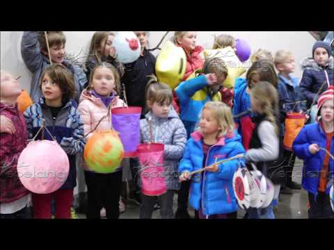 SpoLang Foreign Language Academy's 22nd Annual  Laternen Parade