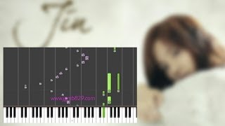 Repeat youtube video Jin (진) - Gone 너만 없다 (Piano)