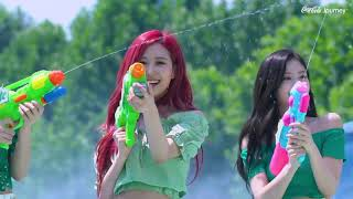 Download Video Coca Cola Korea Shares New Video of BLACKPINK at Sprite Waterbomb Festival 2018 MP3 3GP MP4