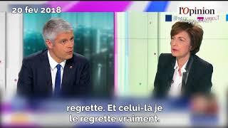 Enregistrements: Laurent Wauquiez assume (presque) tout
