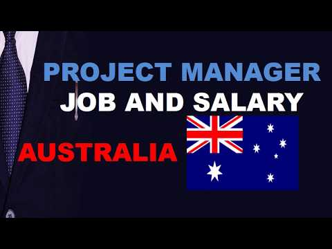 Project Manager Salary In Australia - Jobs And Wages In Australia