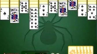 Spider Solitaire kostenlos spielen online