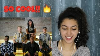 TOP POP, VOL. I MEDLEY Pentatonix REACTION