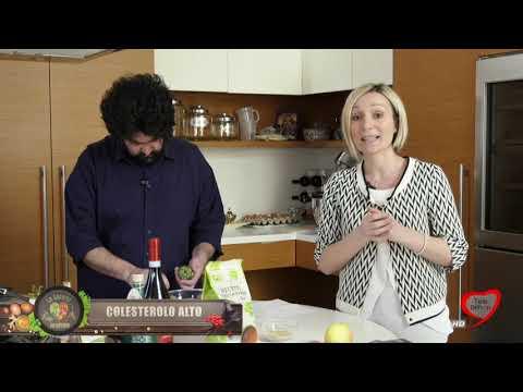 La salute in cucina 2018/19 001 Colesterolo alto