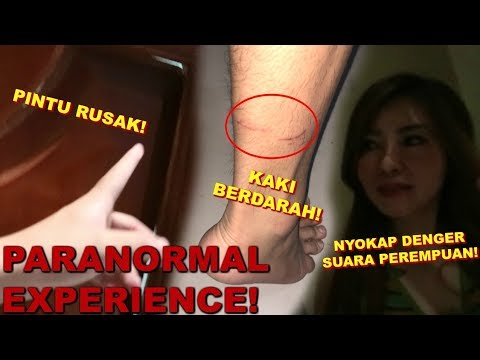 PARANORMAL EXPERIENCE : HANTU PEREMPUAN DI KAMAR GW!
