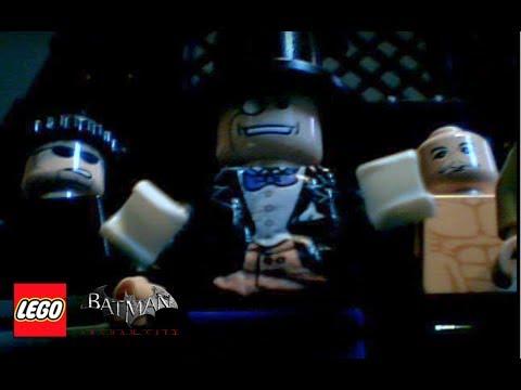Batman Arkham City - Penguin Trailer