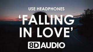 Klahr - Falling In Love (Klahr Retouch) (8D AUDIO) 🎧