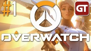 Thumbnail für das Overwatch Let's Play