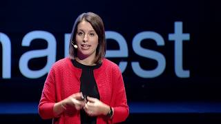 The counter intuitive truth about where customers are heading | Delia Dumitrescu | TEDxBucharest