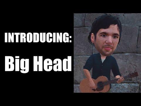 Just Cause 3: Big Head