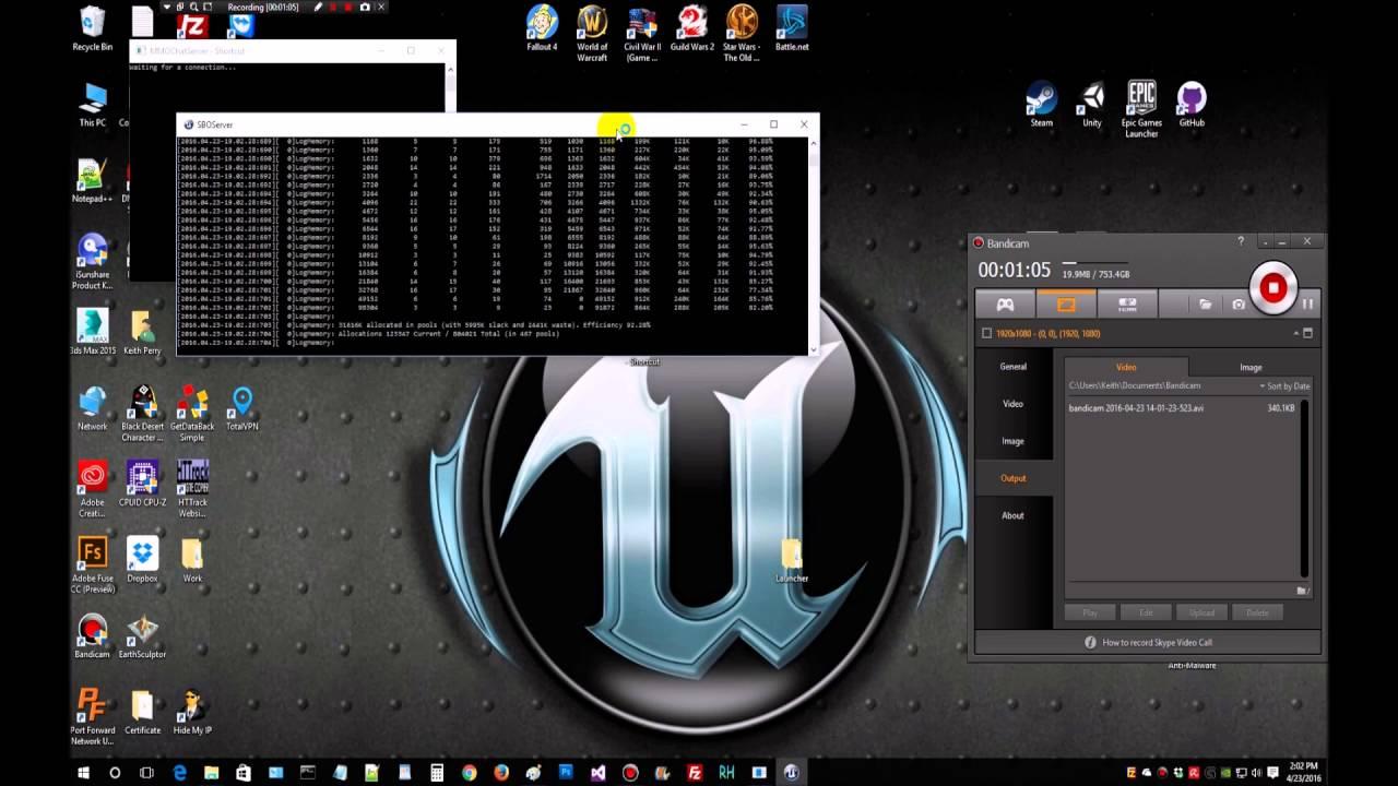Ue4 Mmo Server