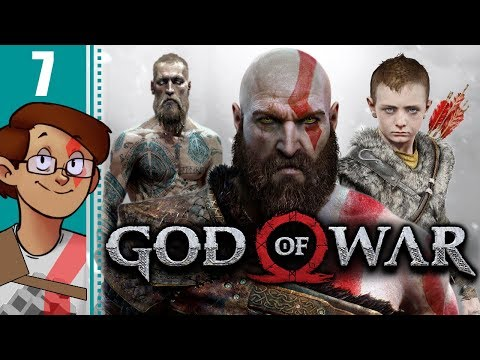 Let's Play God of War (2018) Part 7 (Patreon Chosen Game)