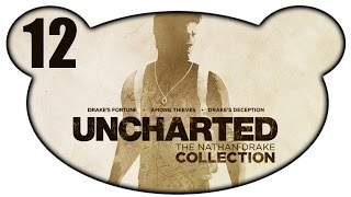 Uncharted The Nathan Drake Collection #12 - Zugfahrt (Facecam Live Let