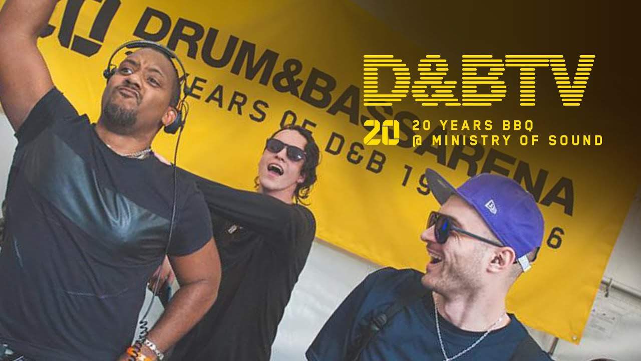 Drum&BassArena 20 Years Summer BBQ - Ownglow b2b Rene LaVice b2b Trimer ft. Linguistics
