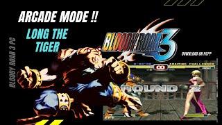 Long Arcade Max Difficulty (Bloody Roar 3)