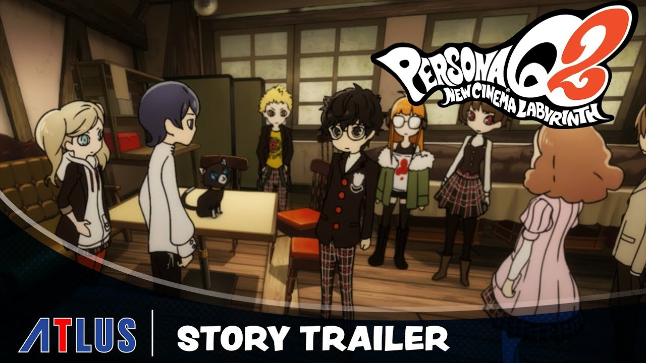 Game review: Persona Q2 is a movie-themed JRPG crossover
