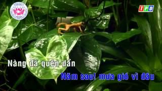 Chuyen Ba Mua Mua - Karaoke HD
