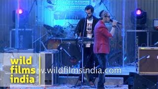 Amit Paul sings