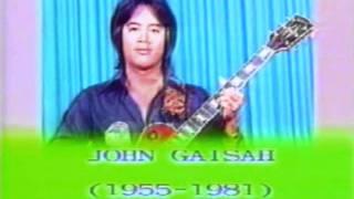 John Gaisah--Sonsomido - .JUARA SINDING ' 70 SABAH