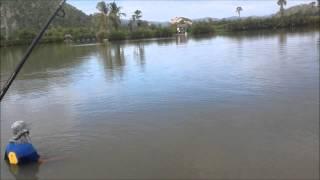 175lb+ Carp Caught While Fishing at Jurassic Mountain Fishing Resort in Thailand