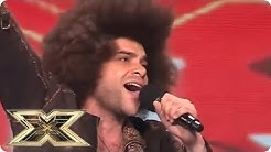 JAMIE ARCHER GOES WITH THE FRO! | The X Factor UK 2018