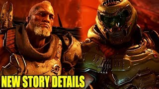 NEW Doom Eternal Story Details! New Gameplay, The Betrayer And More!