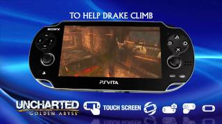 PS Vita | Uncharted: Golden Abyss/������� ������