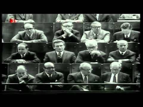 4. Kanzler BRD - Willy Brandt - Der Visionär Teil 1 von 4