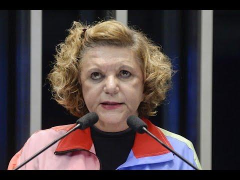 Crise do setor leiteiro é grave para o país, avisa Lúcia Vânia