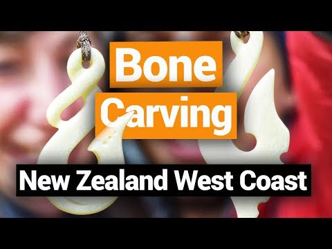 Bone Carving Punakaiki Cavern On The West Coast New Zealand S Biggest Gap Year Youtube