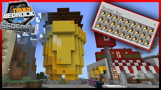 Gold Carrots Truly Bedrock Minecraft 1.11 Ep.6