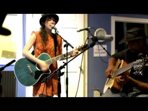 Nadia & The Rabbits - Paths Gone (live at WWOZ Radio New Orleans)